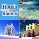 Hotels and Rooms in Greece