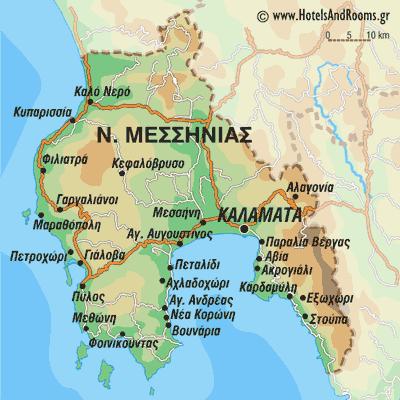 Μεσσηνίας Νομός