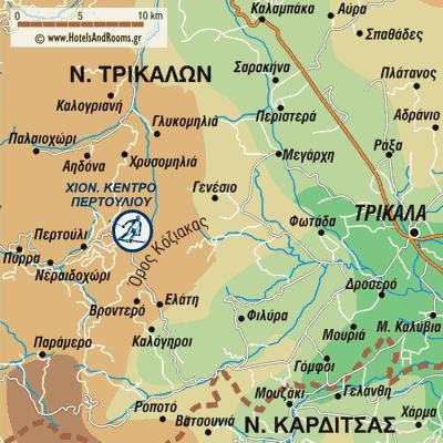 Κόζιακα Χιονοδρομικό Κέντρο