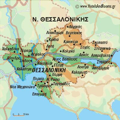 Θεσσαλονίκης Νομός