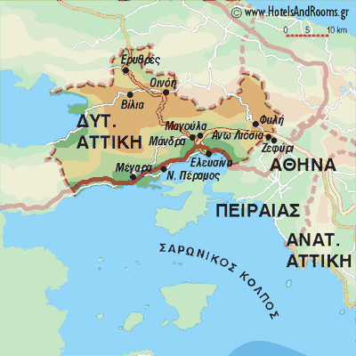 Δυτική Αττική