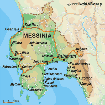 Messinia