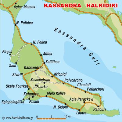 Kassandra Chalkidiki
