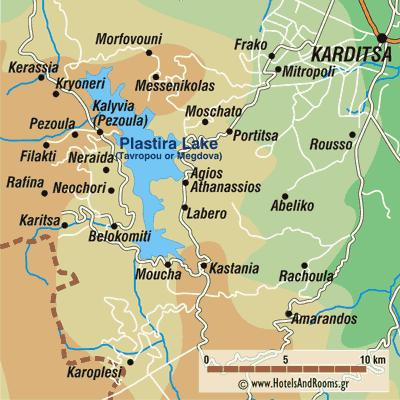 Limni Plastira