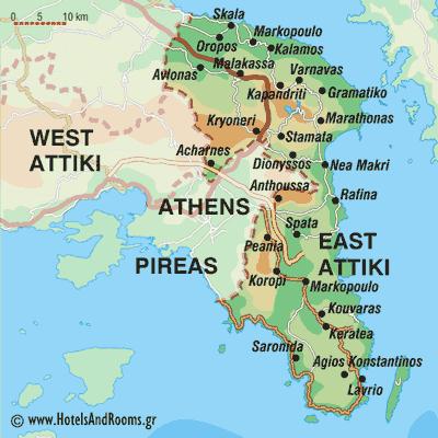 East Attiki