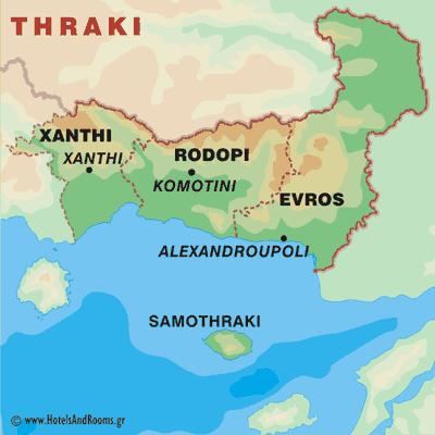 Thrakien