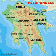 Peloponnese