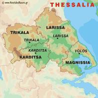 Фессалия
